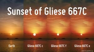 sunset_gliese667c